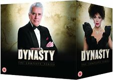 Dynasty  Complete Series Seasons 1 2 3 4 5 6 7 8 9 1-9 DVD Box Set Region 4 New