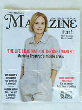 The Times Magazine 20 / 06 / 2020 Mariella Frostrup UNOPENED SEALED