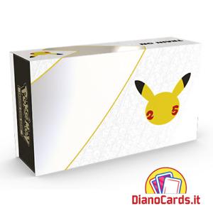 [Pokemon ITA] GRAN FESTA Ultra Premium Collection CELEBRATIONS Charizard Pikachu