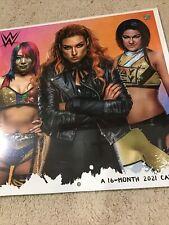 WWE Hot Girls Wall Calendar 2021