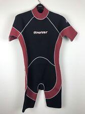 O'Rageous Divers Mens Shorty Wet Suit Scuba Diving Black L (3/2) (D)