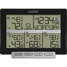 La Crosse Technology Wireless Weather Station with 3 Sensors