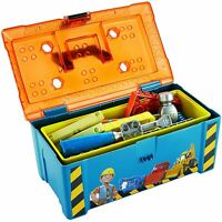 Bob the Builder - Bob's Ultimate Build & Saw Toolbox Toy Playset
