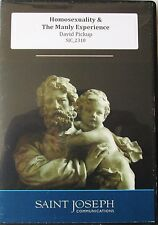 HOMOSEXUALITY AND THE MANLY EXPERIENCE W/ DAVID PICKUP CD