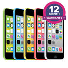 Apple iPhone 5C Unlocked Smartphone - 8GB 16GB 32GB - All Colours