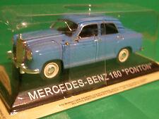 Modelcar 1:43  Legendary Cars   MERCEDES-BENZ 180 PONTON