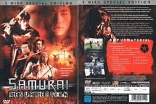 SAMURAI RESURRECTION --- 2-Disc Special Edition --- Ungekürzte Fassung ---