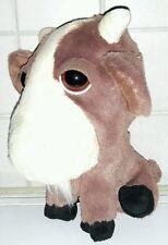 Peluche chèvre amici della fattoria big headz plush chèvre jouet coop plusch