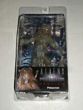 NECA Aliens VS. Predator Requiem STEALTH CAMO PREDATOR Action Figure MISB