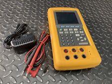Fluke 741b Documenting Process Calibrator New Battery