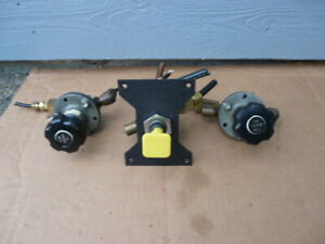 WESTERN STAR DASH PANEL AIR TAG PUSHER AXLE ASSEMBLY