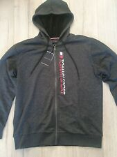 Tommy Hilfiger Jeans Essential Graphic Oth Hoodie Mens Size L Ref Cn1539
