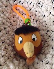 Disney Winnie The Pooh McDonald's Happy Meal Owl Plush keychain