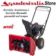 Spazzaneve a Benzina MTD mod.SMART M 56 Turboneve Turbina da Neve