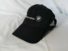 BMW Championship PGA Golf Baseball Cap Hat Adidas Adjustable Strapback Black