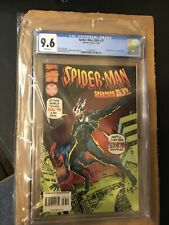 Spiderman 2099 37 Amazing Fantasy 15 Homage Cgc Graded Comic 9.6 Venom