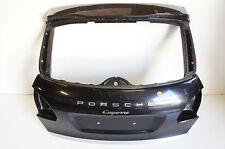 Porsche Cayenne 958 VFL Heckklappe Rear Deck Lid 95851201104 KL3