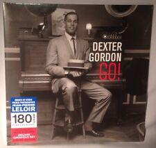 LP DEXTER GORDON Go! 180 gram LIMITED EDITION NEW MINT SEALED