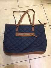 F&F Blue Tote Bag Handbag