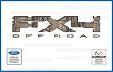 09 - 11 Ford F150 FX4 RealTree Camo Decals Stickers AP Off Road F250 Super Duty