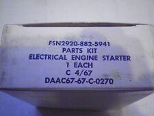 1 - NOS G742 / M35A1 2 1/2 Ton 6x6 427 Cid Multi-Fuel Starter Rebuild Kit