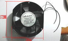 Metal Case AC 220V 0.22A 38W 172mm×150mm×50mm Ball bearings Cooling Fan