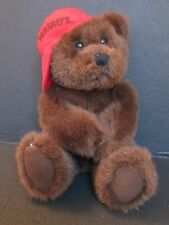 "HERSHEY'S CHOCOLATE 7"" TEDDY BEAR PLUSH DOLL, Teddy's Friends"