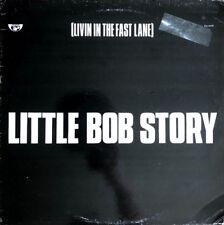 Little Bob Story - [Livin In The Fast Lane] - Vinyl LP 33T