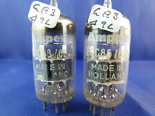 Matched Pair ECC88 Amperex  # 1959 # NOS # same production codes (8356)