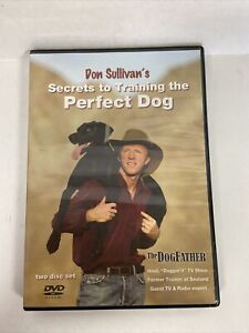 Don Sullivan's Secrets to Training the Perfect Dog-slightly Scratches Left-👍