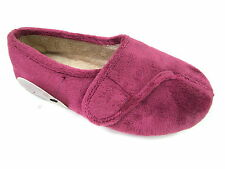 CLARKS LILAC LADIES EXTRA COMFY MULES SLIPPER BOOT SHOES STICKY