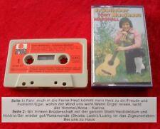 MC Tony Marshall - Fröhlicher Musikant - Musikkassette Cassette