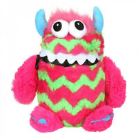 PINK WORRY MONSTER LARGE CUDDLY SOFT TOY TEDDY EATING NIGHTMARE DREAMS WORRIES
