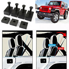 Rear Seat Recline Kit w/ Bolts & Washers for Jeep Wrangler JK 2007-2018 4 Door