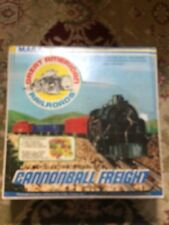 """Marx """"Cannonball Freight""""  freight train set   4362   Works"""