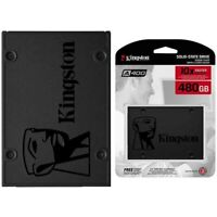"DISCO DURO INTERNO SSD KINGSTON A400 480GB 2.5"" SATA 6GB SEGUNDO SA400S37 OFERTA"