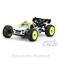 Pro-Line Enforcer Clear Body For HB D8T Tessmann Edition - PRO3446-00