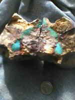natural turquoise rough