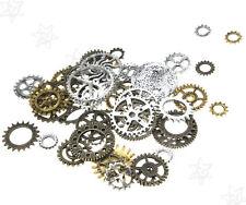Zahnrad Mix Zahnräder Schmuck Anhänger Steampunk Gothic Basteln Kette Antik Bfrd Crafts Jewelry & Watches