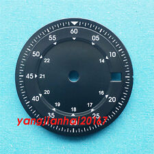 28.5mm sterile Dial fit 2836/2824 2813/3804,Miyota 82 Series movement 40mm watch