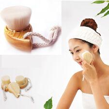New  Brush Facial Care Soft Mild Fiber Wash Pore Deep Cleansing Face Clean