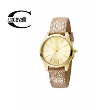 Just Cavalli Womens Gold tone Luxury Wrist Watch - JCW1L010L03