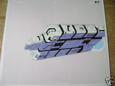 SPACE COBRA TURTLE BUICHI TERASAWA ANIME PRODUCTION CEL