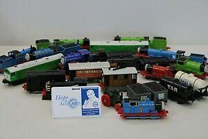 Ertl Thomas & Friends Lot of 22 Train Pieces