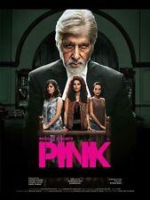 Pink (2016) - Amitabh Bachchan, Tapsee Pannu  DVD