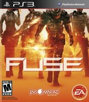 Fuse PlayStation 3 PS3