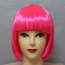 20Color/lot Fashion Women Girls BOB Short Straight Party Wig Cosplay Full Wigs