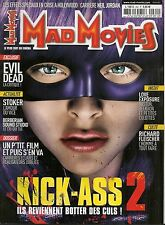 MAD MOVIES N° 262--KICK ASS 2/EVIL DEAD/NEIL JORDAN/RICHARD FLEISCHER