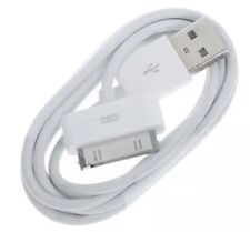 6FT USB 2.0 Data Sync Charger Cable Cord Fits iPhone 3G/3GS/4/4S iPad 2 iPod