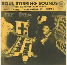 SOUL STIRRING SOUNDS by Evang. Sylvia Phillip (MIAMI RARE GOSPEL REVIVAL MUSIC)